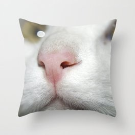 Snif-Snif Throw Pillow
