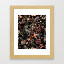 Snake Framed Art Print