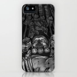 Sedlec III iPhone Case