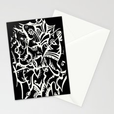 Abstract Love 1  Stationery Cards
