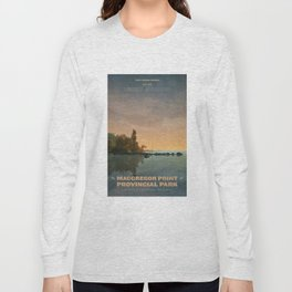 MacGregor Point Provincial Park Long Sleeve T-shirt