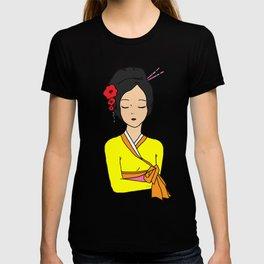 Korean Maiden T-shirt