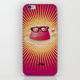 Disguise In Love With You iPhone Skin