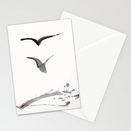 Love Hawk 1 Stationery Cards