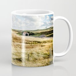 Little House in the Dutch Dunes | Coast | Callantsoog, The Netherlands | Color | Travel Photography | Photo Print | Art Print Coffee Mug