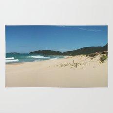 Sun in Brazilian Beach Rug