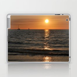 SUMMER SUNSET feeling - Baltic Sea Laptop & iPad Skin
