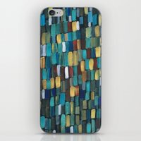 klimt iPhone & iPod Skins featuring New Klimt  by Angela Capacchione