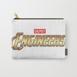 Cal Poly Engineer (Engineers) Carry-All Pouch