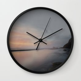 Whence It Came Wall Clock