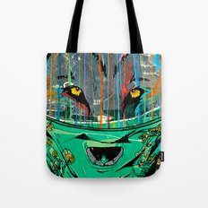 Wolf Mother - Screen Print Edition  Tote Bag