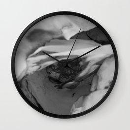 Burn 4 Wall Clock