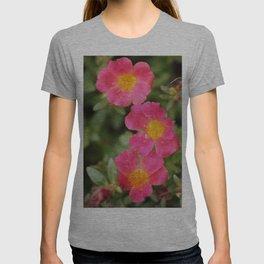 Neon Flowers T-shirt