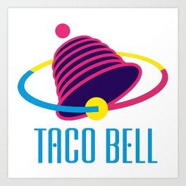 Taco Bell Art Print