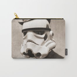 Portrait of a Sir Stormtrooper Carry-All Pouch