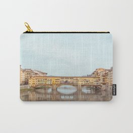 Ponte Vecchio - Florence Italy Travel Photography Carry-All Pouch