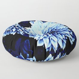 Deadly Nightshade Floor Pillow