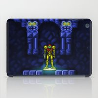 metroid iPad Cases featuring Metroid by likelikes