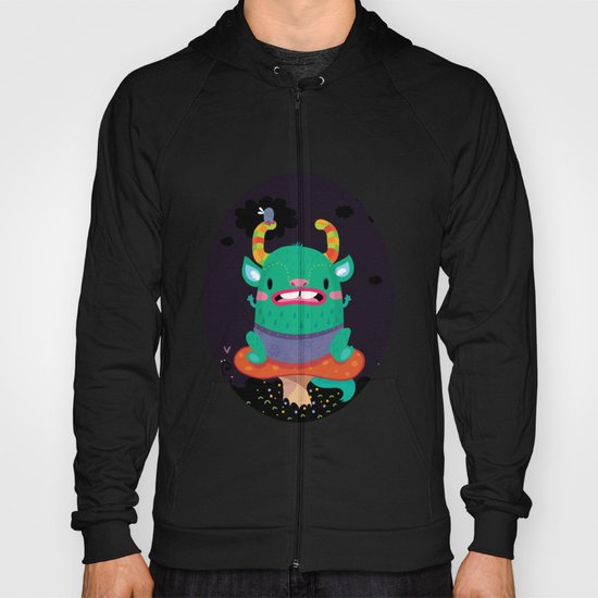 Monster of the night Hoody