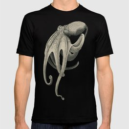 Inkwash Octopus T-shirt