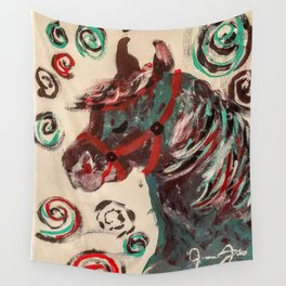 Spirit Horse Wall Tapestry