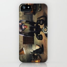 Operator iPhone Case