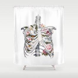 Botanatomical: Botanatomy II Shower Curtain