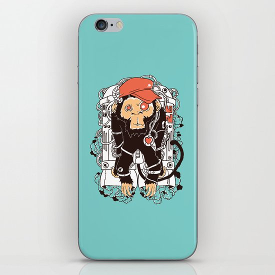 Rocket Monkeys iPhone & iPod Skin
