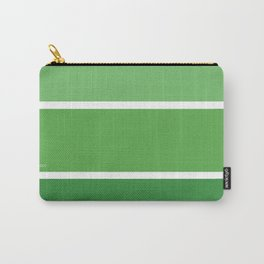 Par Four Green Carry-All Pouch