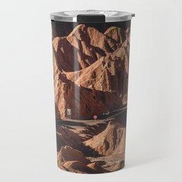 The Road Between Travel Mug