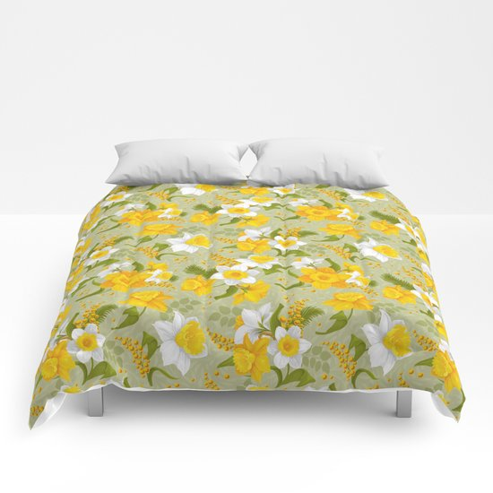 Spring in the air #14 Comforters