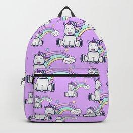 happy unicorns Backpack