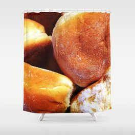 When the Roll is Called Up Yonder Shower Curtain