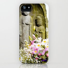 Kamakura 4 iPhone Case