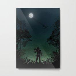Uncharted | Warriors Landscapes Serries Metal Print