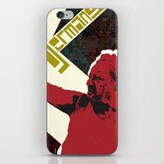 zee germans  iPhone & iPod Skin
