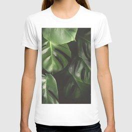 Monstera Leaves T-shirt