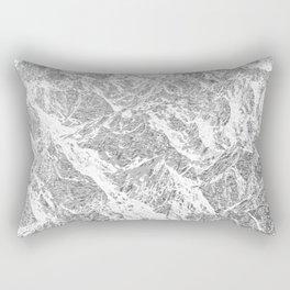 Call of the Mountains Rectangular Pillow