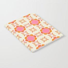 Sixties Tile Notebook