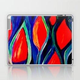 """Oil Painting """"Tulips"""" Laptop & iPad Skin"""