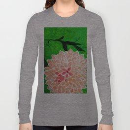 Sweet Dahlia Long Sleeve T-shirt