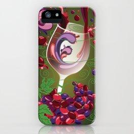 Taste Test - Mixology Series iPhone Case