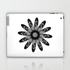 Black lace Laptop & iPad Skin