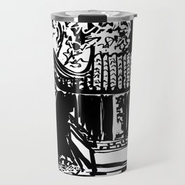 Chinese Garden Travel Mug