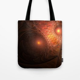 Fire Owl [Owl Gang] Tote Bag