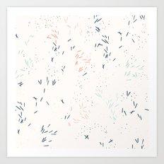Spike sprinkles Art Print