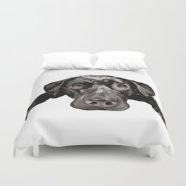 Waiting to Love Duvet Cover