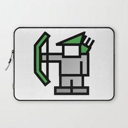 8bit Robin Hood Character Laptop Sleeve