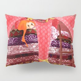 The princess and the pea Pillow Sham