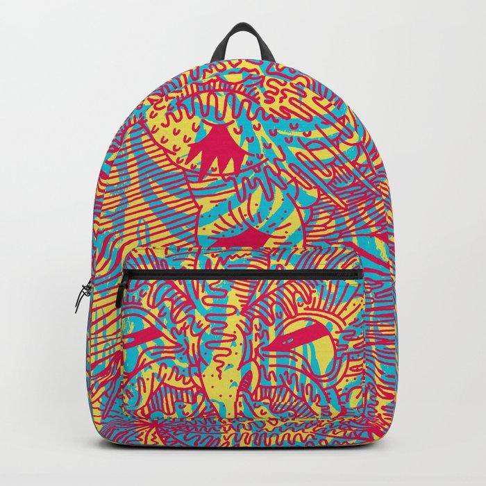 CARB OVERLOAD! Backpack